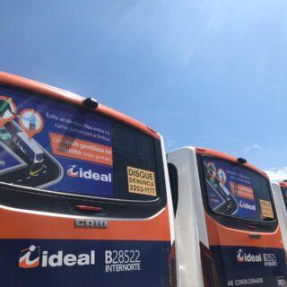 busdoor inatalado_campanha educação para o transito 1